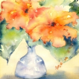 cobalt-vase