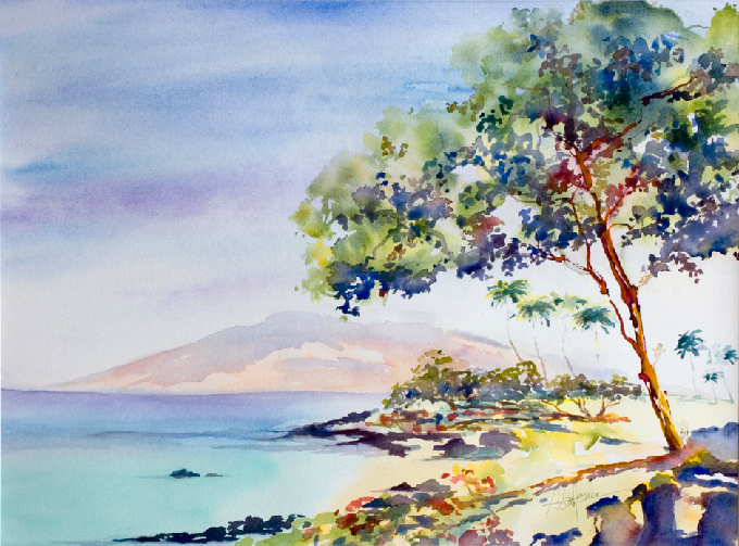 ADA_HOME  – Watercolors Maui